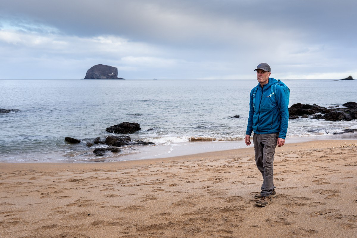 ocean clean with ocean vertical and caledonian horticulture seacliff beach east lothian